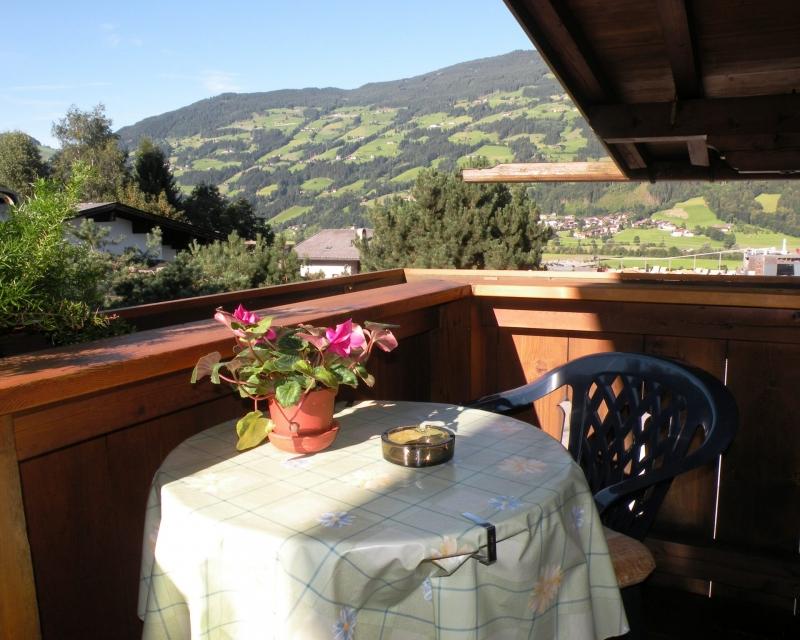 Ferienwohnung Gruber in Fügen, Zillertal