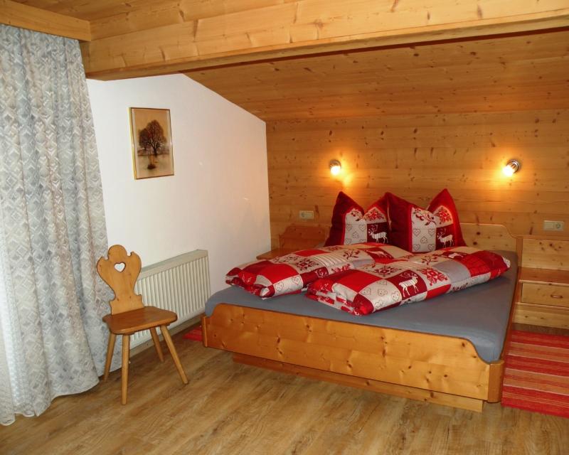 Schlafzimmer der Ferienwohung 1